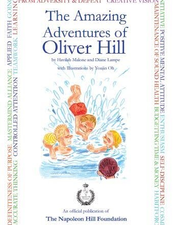 Amazing Adventures of Oliver Hill