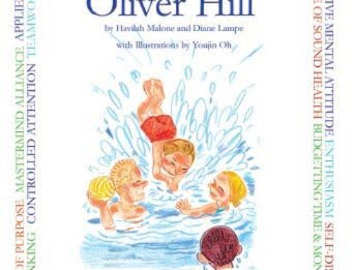 New Title: The Amazing Adventures of Oliver Hill