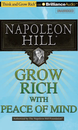 grow rich with peace of mind audiobook