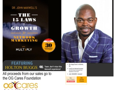 Register Now! 15 Laws of Growth for Network Marketing