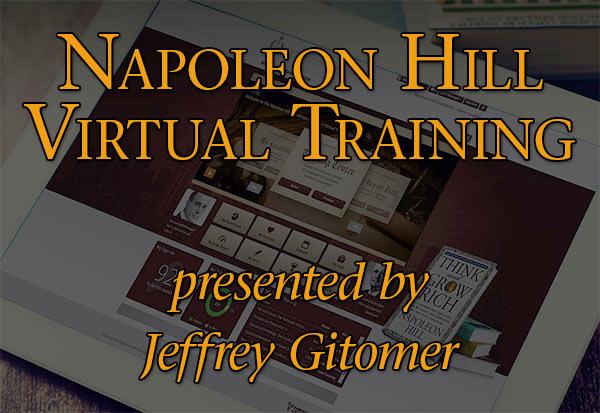 Napoleon Hill Virtual Training