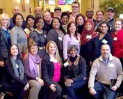 leader certification group photo