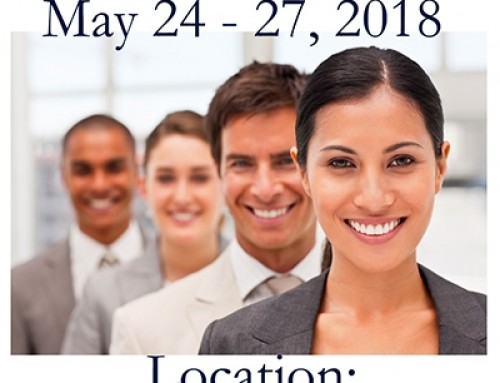 Leader Certification Event Spring 2018