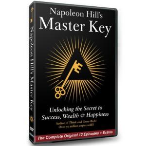 Napoleon Hill's Master Key DVD