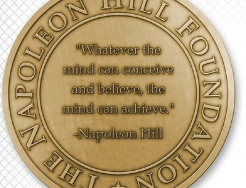Napoleon Hill Medallions