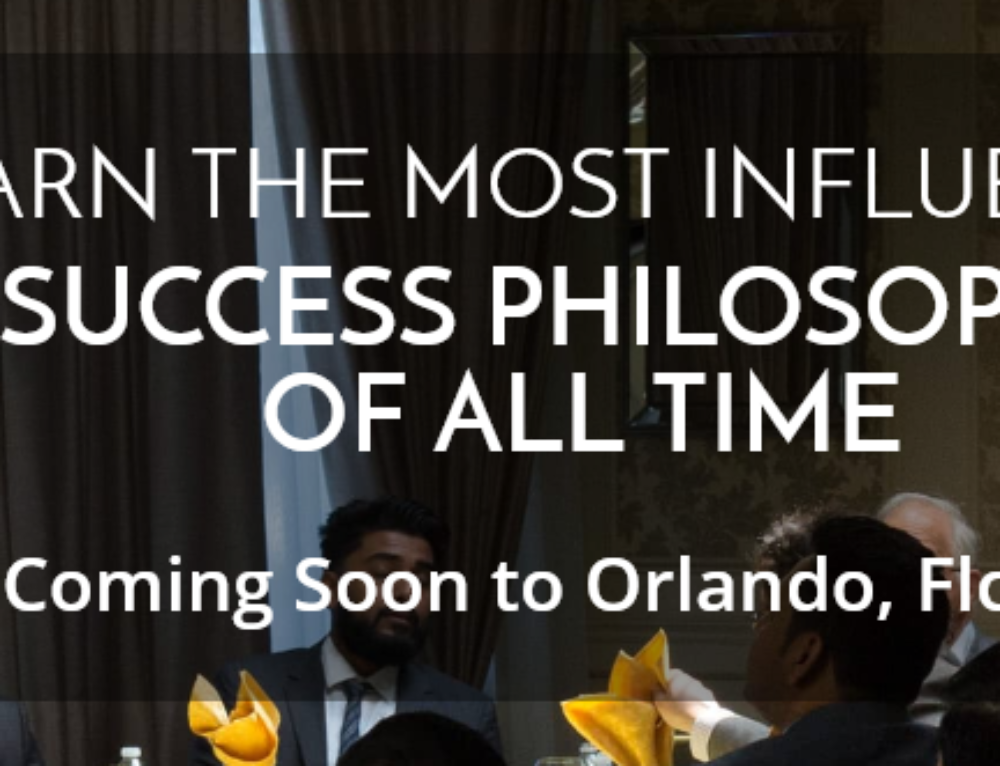 Think and Grow Rich Interactive Workshop – Orlando