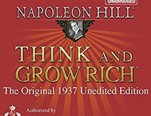 Audio of Think and Grow Rich