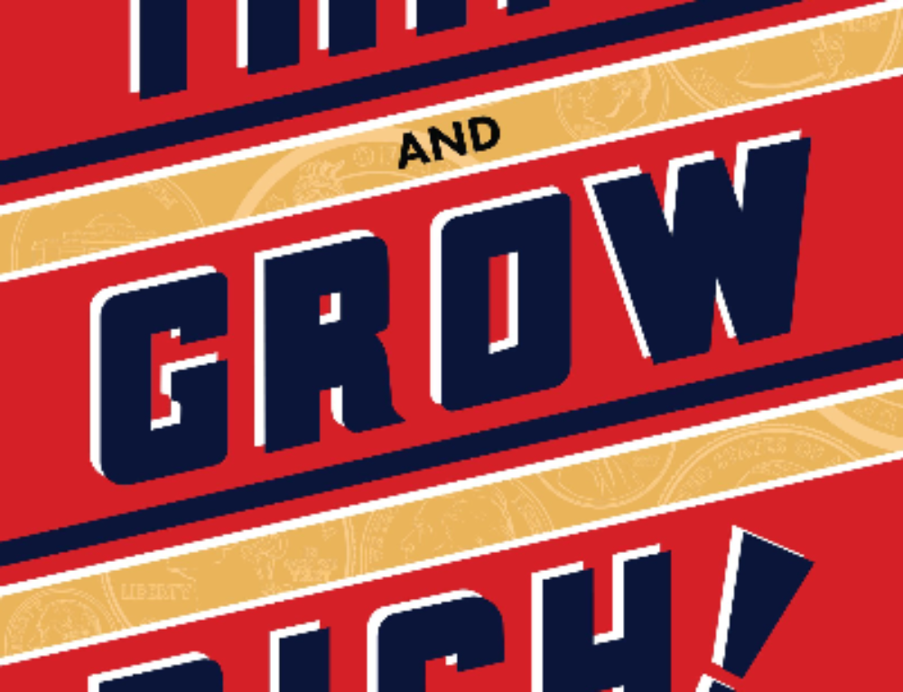 Hardcover Edition of Think and Grow Rich