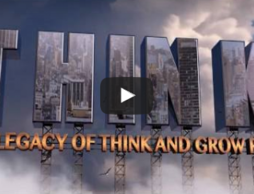 Behind the Scenes, THINK: The Legacy of Think and Grow Rich