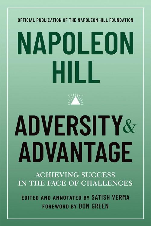 Adversity Advantage Book cover