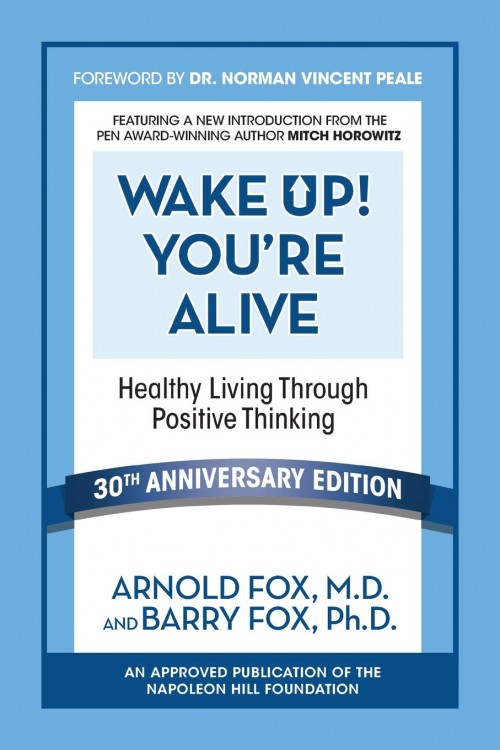 Image of the cover of the book Wake Up! You're Alive