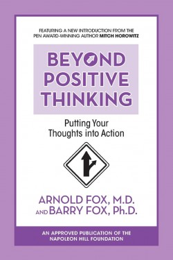Image of the cover of the book Beyond Positive Thinking