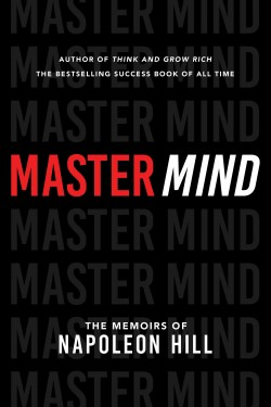 Front cover of Napoleon Hill's Master Mind