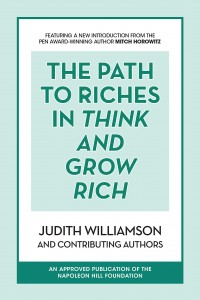 Image of the book cover of The Path to Riches in Think and Grow Rich