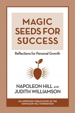 Image of book cover of Magic Seeds for Success
