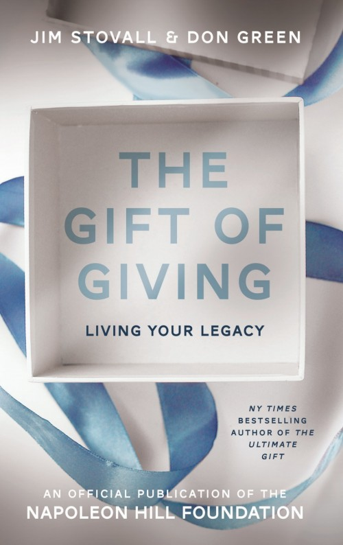 Cover of The Gift of Giving
