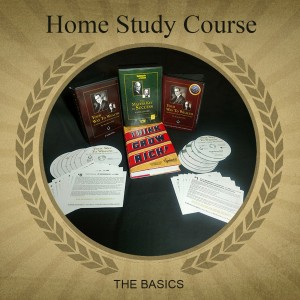 Image of Home Study Course Materials