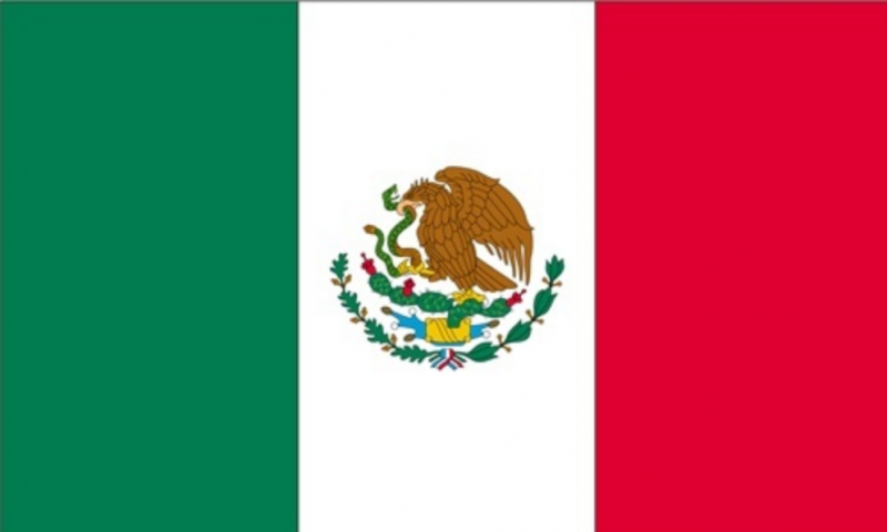 Image of Flag of Mexico