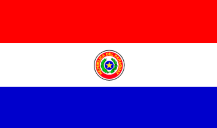 Image of flag of Paraguay