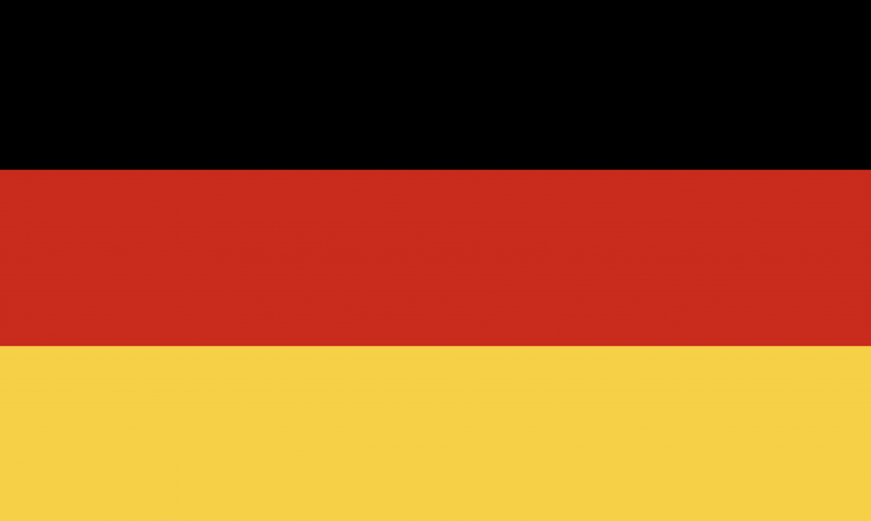 Image of flag of Germany