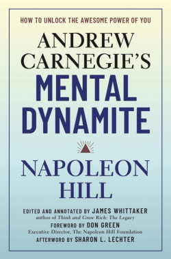 Image of cover of Andrew Carnegie's Mental Dynamite