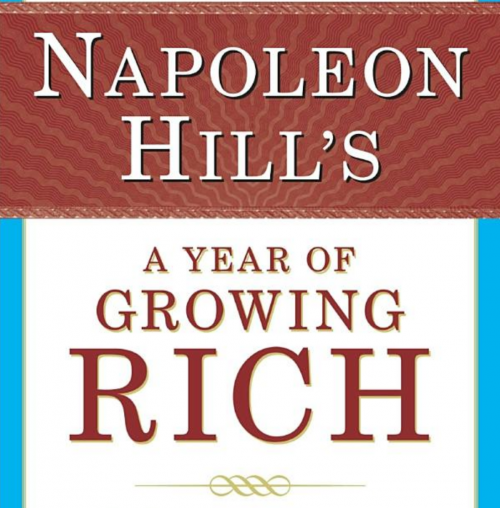 A Year of Growing Rich