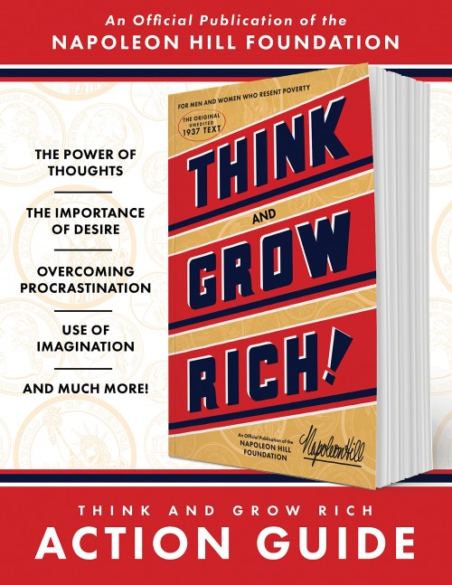 Image of Think and Grow Rich Action Guide