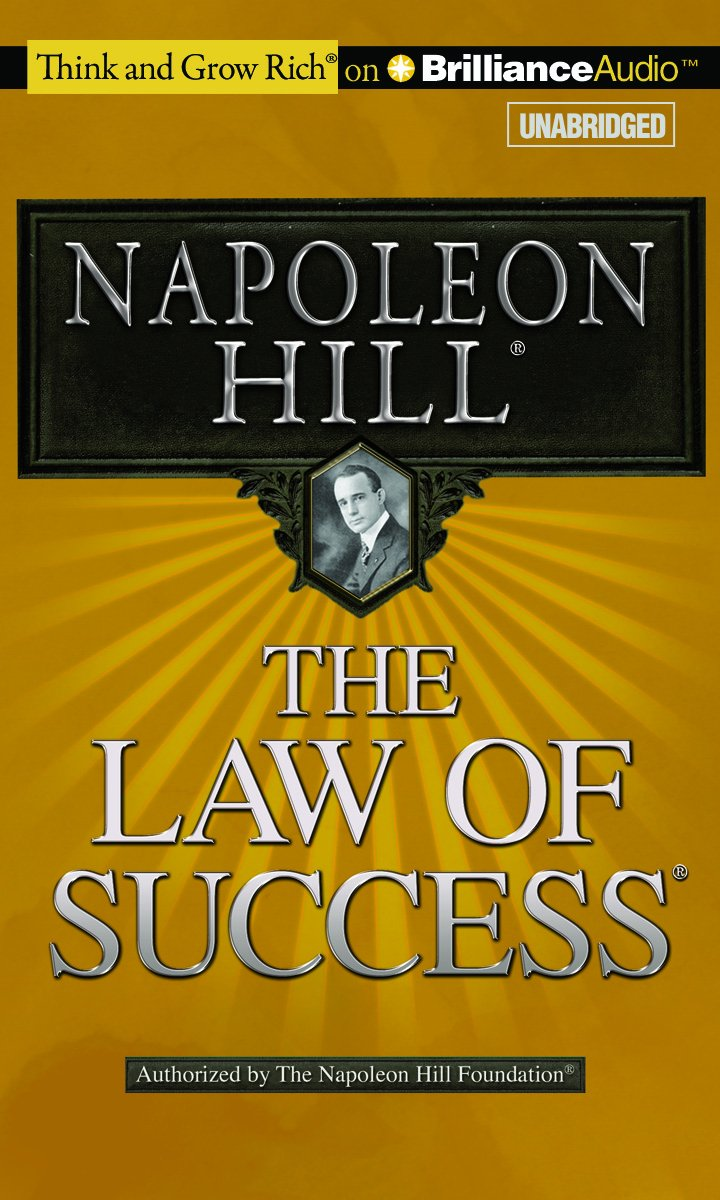 Law of Success (Audiobook) - Napoleon Hill Foundation