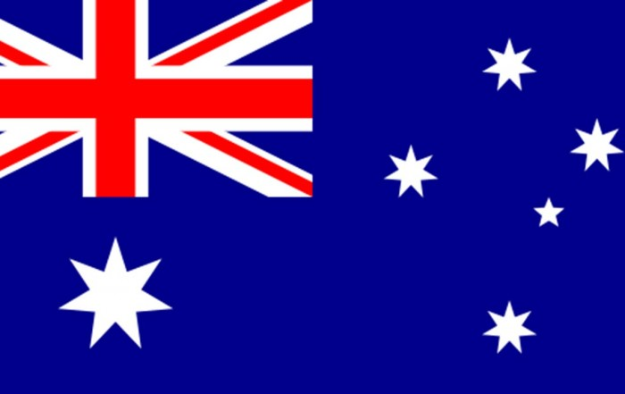 Imaage of Australian flag