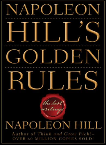 napoleon hills golden rules