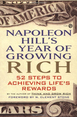 year of growing rich