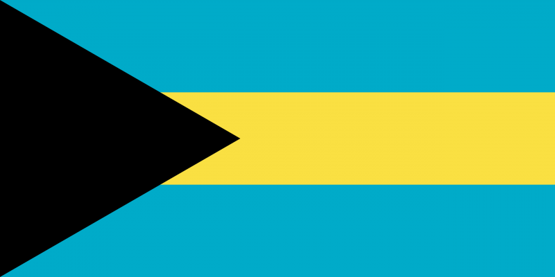 Image of flag of The Bahamas