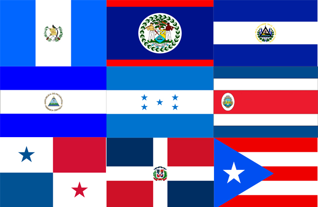 Central America and Latin Caribbean
