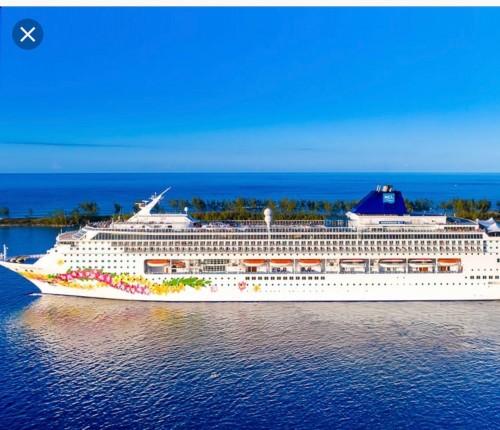Image of the Norwegian Sky Cruise Ship