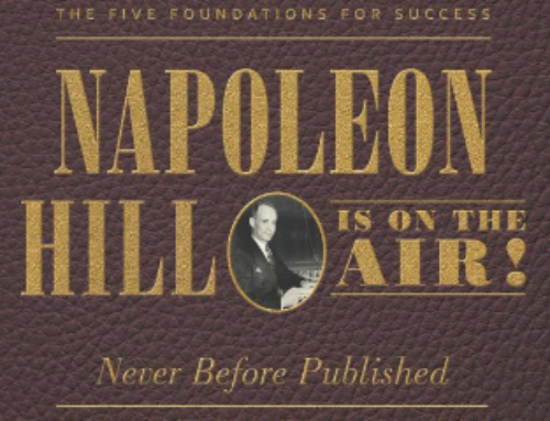 New Title: Napoleon Hill Is On the Air!