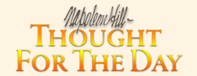 thought for the day banner